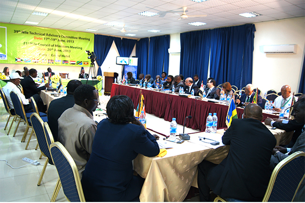 NBI inspires hitherto dialogue among Nile Basin States